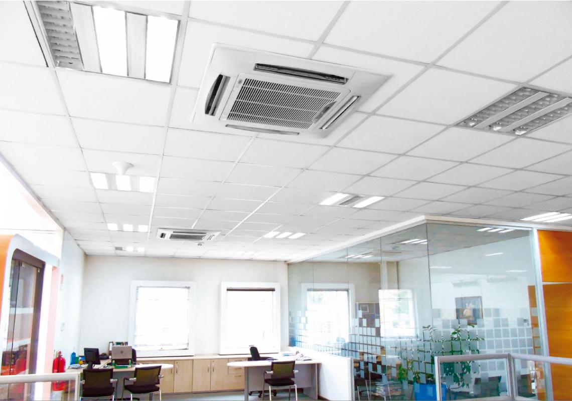 Aire Acondicionado Oficinas GodING Empresa de Servicios