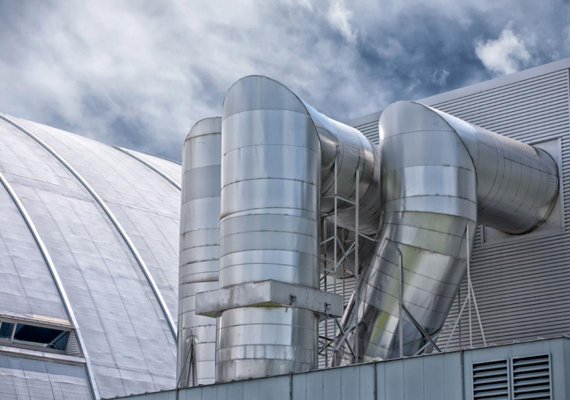 Climatización Industrial GodING Empresa de Servicios